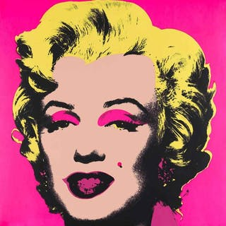 Pink Marilyn 11.31 - Andy Warhol