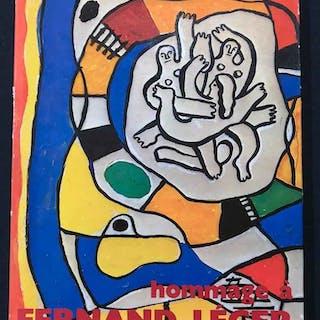 Hommage to Fernand Leger - Fernand Leger