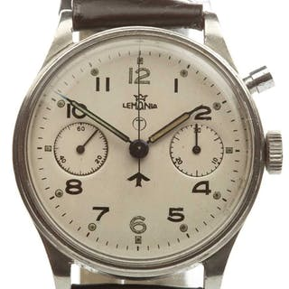 A LEMANIA MILITARY ISSUE WATCH