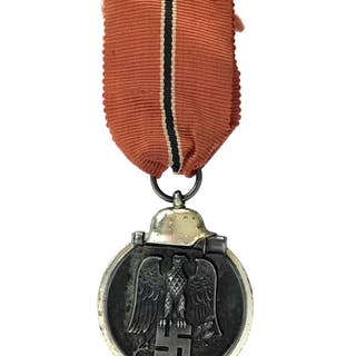 A THIRD REICH MEDAL FOR THE 1941/42 WINTER BATTLE IN THE EAST