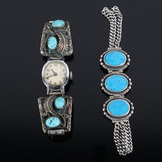 Other Fashion Jewelry Signed Made In Armenia Vintage Nugget Stone Bracelet Ture 100% Guarantee