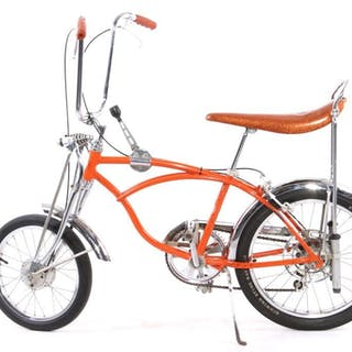 Original Schwinn Orange Krate Bicycle