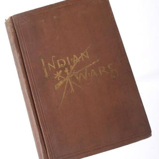 Recent Indian Wars by James P. Boyd First Edition