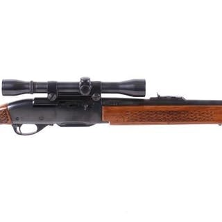 Remington Woodmaster Model 742 .30-06 Rifle
