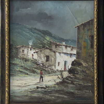 Escuela española, S. XX.
