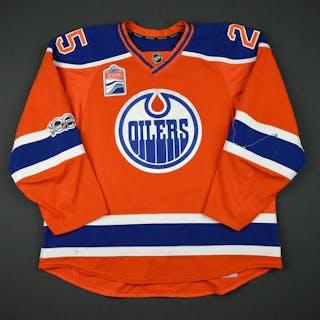 Nurse, Darnell Orange Set 1 / Playoffs w/ NHL Centennial & Rogers