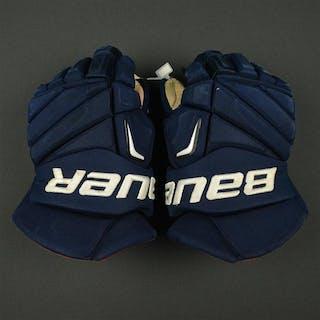 Ekblad, Aaron Bauer Vapor APX2 PRO Gloves - PHOTO-MATCHED Florida