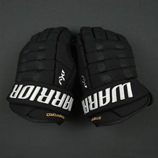 Stafford, Drew Warrior AX1 Gloves Boston Bruins 2016-17 #19
