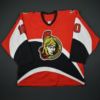 Dahlman, Toni * Red 1st Regular Season Ottawa Senators 2002-03 #10 Size: 56