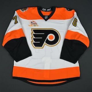 VandeVelde, Chris * Third - w/ 50th Anniversary Philadelphia Flyers
