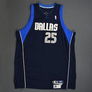 Dampier, Erick Navy Set 2 Dallas Mavericks 2004-05 #25 Size: 54+4