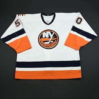 Marcinko, Tomas White Set 1 GI New York Islanders 2006-07 #50 Size: 56