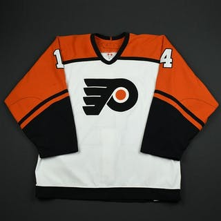 Cullen, Mark White Set 1 Philadelphia Flyers 2006-07 #14 Size: 52