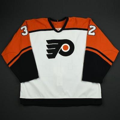 Grenier, Martin White Set 1 Philadelphia Flyers 2006-07 #32 Size: 58