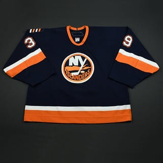 DiPietro, Rick Navy Set 1 New York Islanders 2006-07 #39 Size: 60G