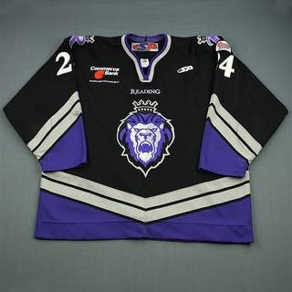 Christiansen, Doug Black Set 1 Reading Royals 2006-07 #24 Size: 58