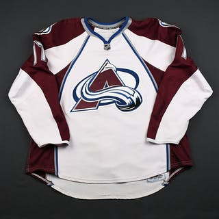 Hlinka, Jaroslav White Set 2 (RBK 1.0) Colorado Avalanche 2007-08 #17 Size: 56