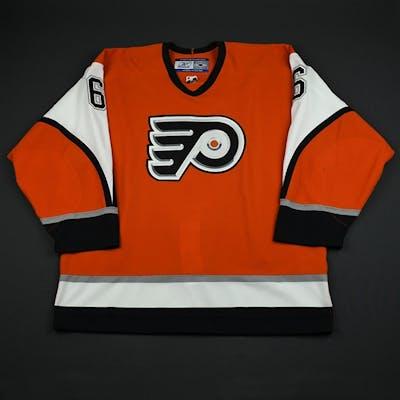Jones, Randy Third Set 2 Philadelphia Flyers 2006-07 #6 Size: 56