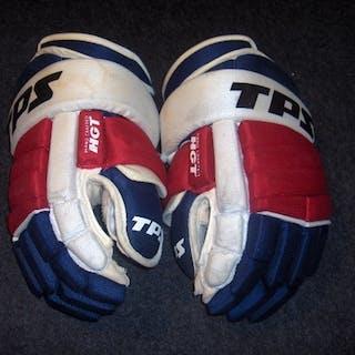 Cullen, Matt TPS Gloves New York Rangers 2006-07 #5