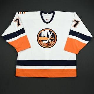 Zhitnik, Alexei White Set 2 New York Islanders 2006-07 #77 Size: 56