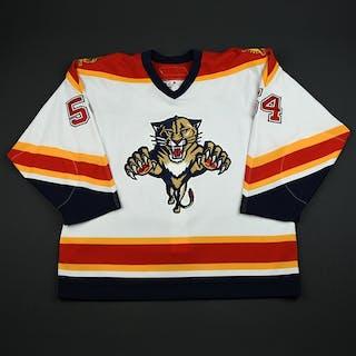 Kreps, Kamil White Set 2 Florida Panthers 2006-07 #54 Size: 56
