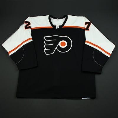 Robitaille, Randy Black Set 2 Philadelphia Flyers 2006-07 #27 Size: 54