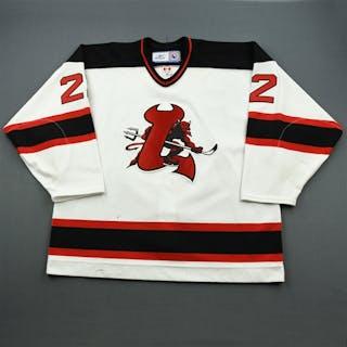 Ryznar, Jason White Set 1 Lowell Devils 2006-07 #22 Size: 56