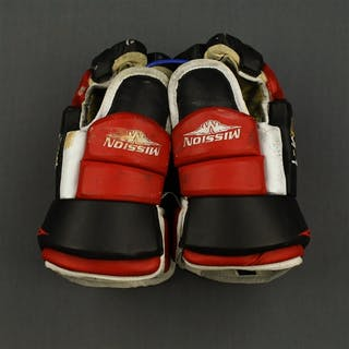 Madden, John Mission Gloves New Jersey Devils 1999-04 #11