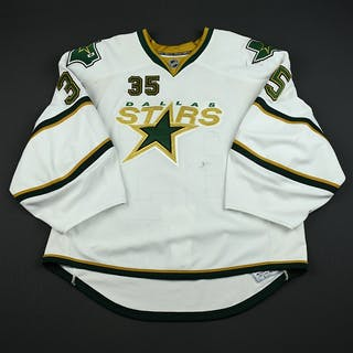 Turco, Marty White Set 2 (RBK 2.0) Dallas Stars 2007-08 #35 Size: 58G