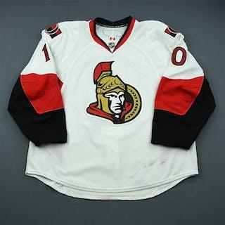 Donovan, Shean White Set 2 Ottawa Senators 2009-10 #10 Size: 58
