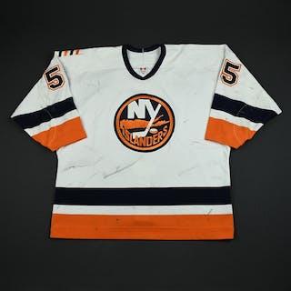 Blake, Jason * White 2nd Regular Season New York Islanders 2003-04 #55 Size: 54