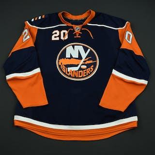 Bergenheim, Sean Navy Set 3 New York Islanders 2008-09 #20 Size: 58