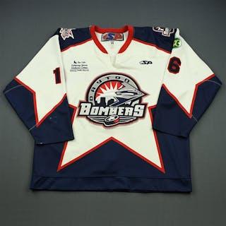 Riedel, Dan White Set 1 Dayton Bombers 2008-09 #16 Size: 56