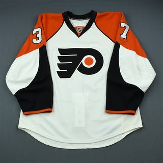 Kalinski, Jon White Set 1 Philadelphia Flyers 2009-10 #37 Size: 54