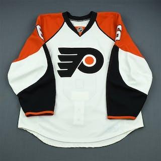 Lehitvuori, Joonas White Set 2 - Game-Issued (GI) Philadelphia Flyers