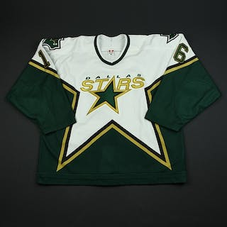 Sloan, Blake * White 3rd Regular Season Dallas Stars 2003-04 #16 Size: 56