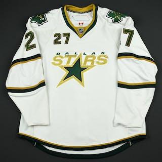 Byrne, Trevor White Set 1 GI (RBK 1.0) Dallas Stars 2007-08 #27 Size: 56