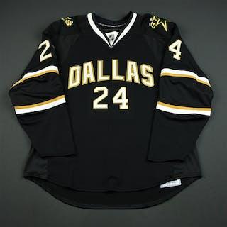 Polak, Vojtech Black Set 1 GI (RBK 1.0) Dallas Stars 2007-08 #24 Size: 54