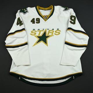 Szczechura, Paul White Set 1 GI (RBK 1.0) Dallas Stars 2007-08 #49 Size: 56