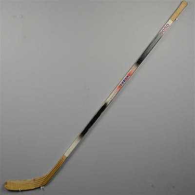 Guerin, Bill * Vic 9050 Wooden Stick (blacked out), 1998 Olympics USA 1998 #12