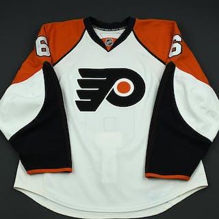 Jones, Randy White Set 3 / Playoffs Philadelphia Flyers 2008-09 #6 Size: 56