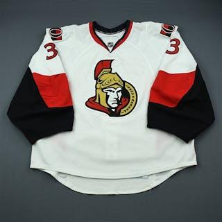 Leclaire, Pascal White Set 2 Ottawa Senators 2009-10 #33 Size: 58G