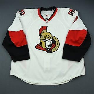 Michalek, Milan White Set 3 / Playoffs Ottawa Senators 2009-10 #9 Size: 58