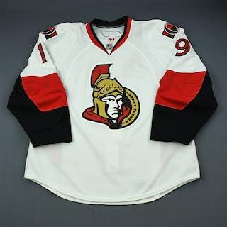 Spezza, Jason White Set 1 Ottawa Senators 2009-10 #19 Size: 56