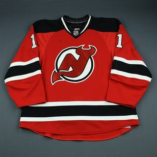 McAmmond, Dean Red Set 1 New Jersey Devils 2009-10 #11 Size: 56