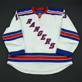 Zherdev, Nikolai White Set 2 New York Rangers 2008-09 #13 Size: 58