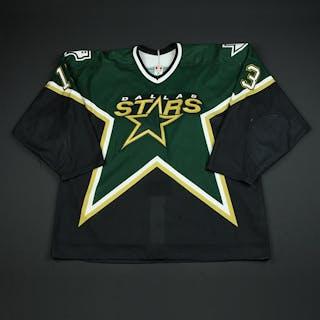 Guerin, Bill * Green Regular Season Dallas Stars 2003-04 #13 Size: 58