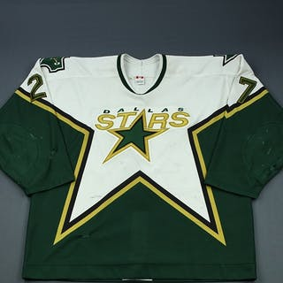 Van Allen, Shaun White Set 1 Dallas Stars 2001-02 #27 Size:58