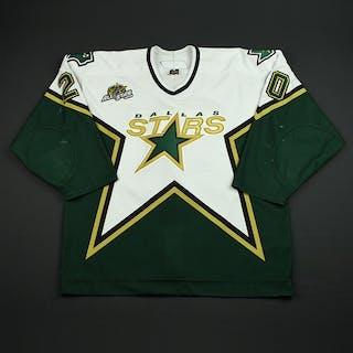 Miettinen, Antti * White Set 2 Dallas Stars 2006-07 #20 Size: 56