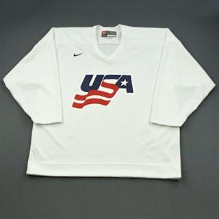 Langenbrunner, Jamie * White, U.S. Olympic Men's Orientation Camp